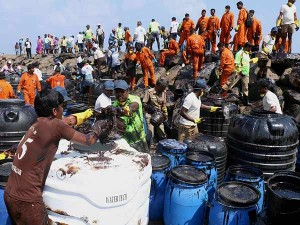 Petroleum Ministry Advises Indian Oil Take Part Oil Spill Management