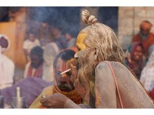 Devotees Celebrate Maha Shivaratri Nepal