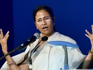Mamata Banarji Announces Demonetization Relief Corpus Fund Rs 250 Crore