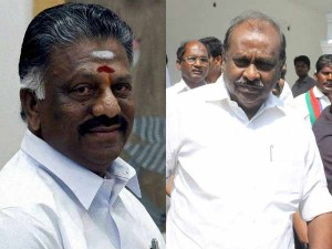 Natham Viswanathan Supports O Panneerselvam