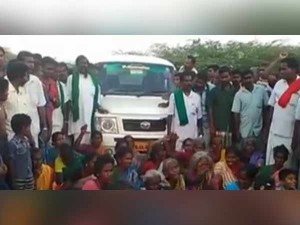 Neduvasal Protest Intensifies Against Hydrocarbon Project