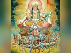 Ratha Sapthami Pray Lord Suryabhagavan