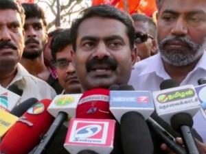 Seeman Extends Support Neduvasal Villagers
