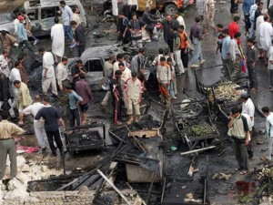 30 Dead 100 Injured Suicide Attack On Pakistan
