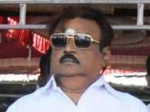 Former Dmdk Mla Babu Murugavel S Removal