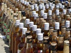 Punjab Assembly Election 2017 Massive Drugs Andliquor Seized