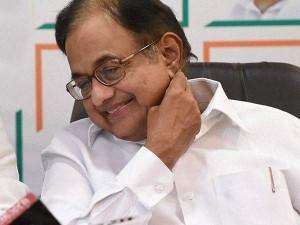 P Chidambaram Likely Be Made Tncc President