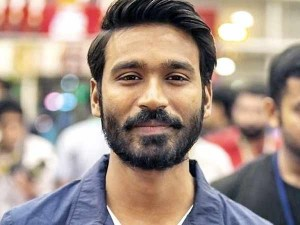 In Dhanush Body There Is Some Marks Destructed