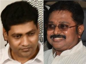 T T V Dinakaran Is Behind Madavan Move