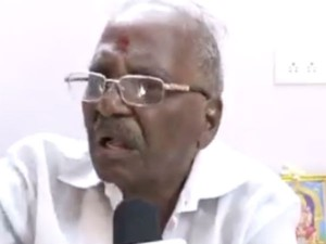 Election Commission Raps Ops Camp Madusudanan