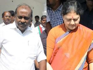 Natham Viswanathan Reveals Sasikala Links With Karunanidhi Family