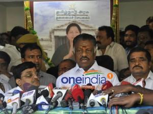 Dmk S Weakness Exposed Says O Panneer Selvam