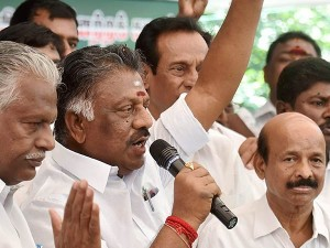 Who Is Original Admk Candidate