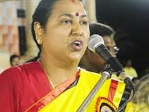 Premalatha Refuse Contest Rk Nagar