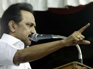 Dmk Action President M K Stalin Calls Aiadmk Gvt As Benami Government