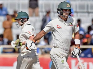 India Vs Australia Steve Smith Glenn Maxwell Partnership Steals The Show On Day 1