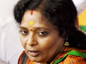 Tamilisai Justifies Centre S Fund Tn