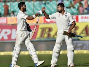 Iindia Clinches Test Series Win Against Australia Daramsala
