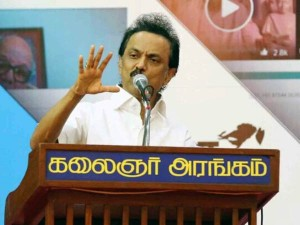 General Strike Should Be Conducted Silently Says M K Stalin