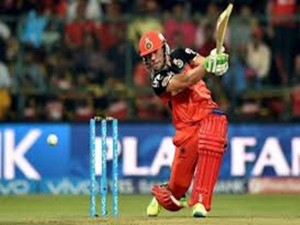 Ab De Villiers Plundered 9 Sixes His 46 Ball Innings Again