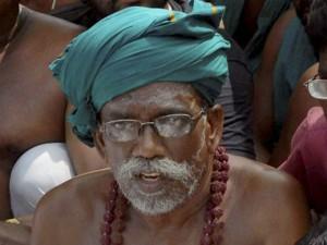 Ayyakannu Threatens Resume Delhi Protest