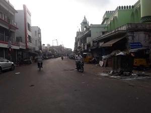 Buses Autos Off The Roads Chennai
