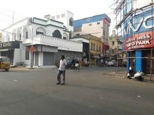 Tn Bandh Dmk Men Stage Protest Arrested