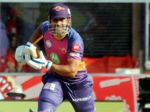 Ipl Finisher Ms Dhoni Seals Rps Win With Last Ball Four