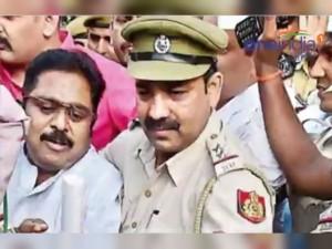 Delhi Police Brought Dinakaran Chennai