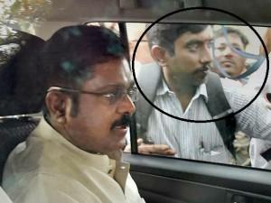 Who Is Janarthanan Shocking Background Ttv Dinakaran S Assistant