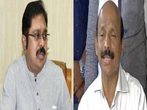Ponnaiyan Comment On Dinakaran Arrest