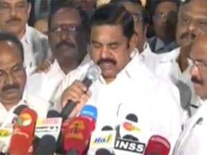 Tn Cm Edappadi Palanisamy Decides Seek Cadres Opinion Today