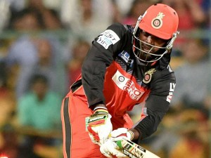 Ipl 2017 Rcb S Chris Gayle Completes World Record 10 000 Runs T