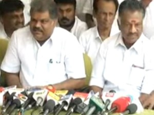 Tmc Hints Green Signal Admk Alliance