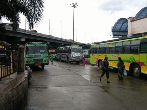 Buses Off The Roads Hosur