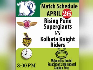 Ipl 2017 Match 30 Here Is Kkr S Likely Playing Xi Against Rps