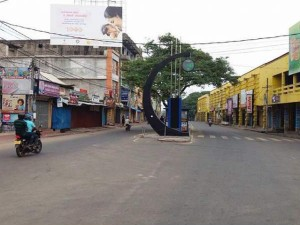 Tamil Movement Stages Protest Disappeared