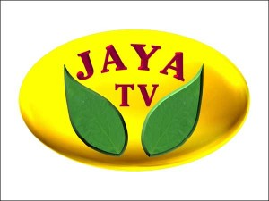 Can Admk S Two Teams Get Stay Use Jaya Tv Logo