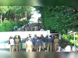 Jayalalitha S Car Driver Kanagaraj Killed Accident