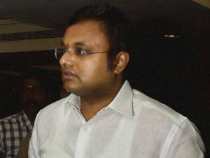 Ed Notice Karti Chidambaram Rs 2 262 Crore Fema Case