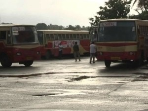 Andra Buses Coming Tamilnadu Kerala Buses Stopped Borders