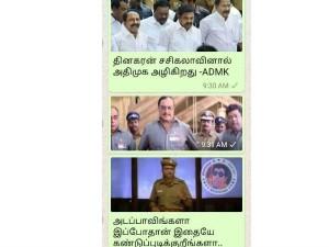 Memes On Sasikala Family Expelled From Admk