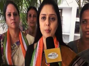 Nagma Condemnes Kerala Minister M Mani Controversial Speech