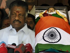 Why Ops Has Silent Over Jayalalitha Issue When He Was Power