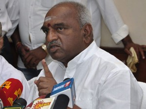 A Planned Drama Implemented Tamil Nadu Politics Minister Pon Radha