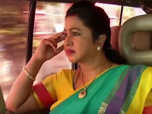 It Raid At Radhika House Like Vani Rani Serial