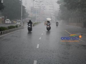 Heavy Rain Rasipuram Villagers Happy