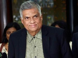Sri Lankan Pm Ranil Arrives On India Visit