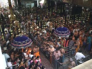 No Teenage Girls Worshipped Sabarimala Says Minister