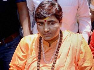 I Am Victim Congress Conspiracy Sadhvi Pragya